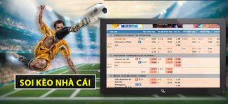 hướng dẫn cá độ bóng đá trên mạng